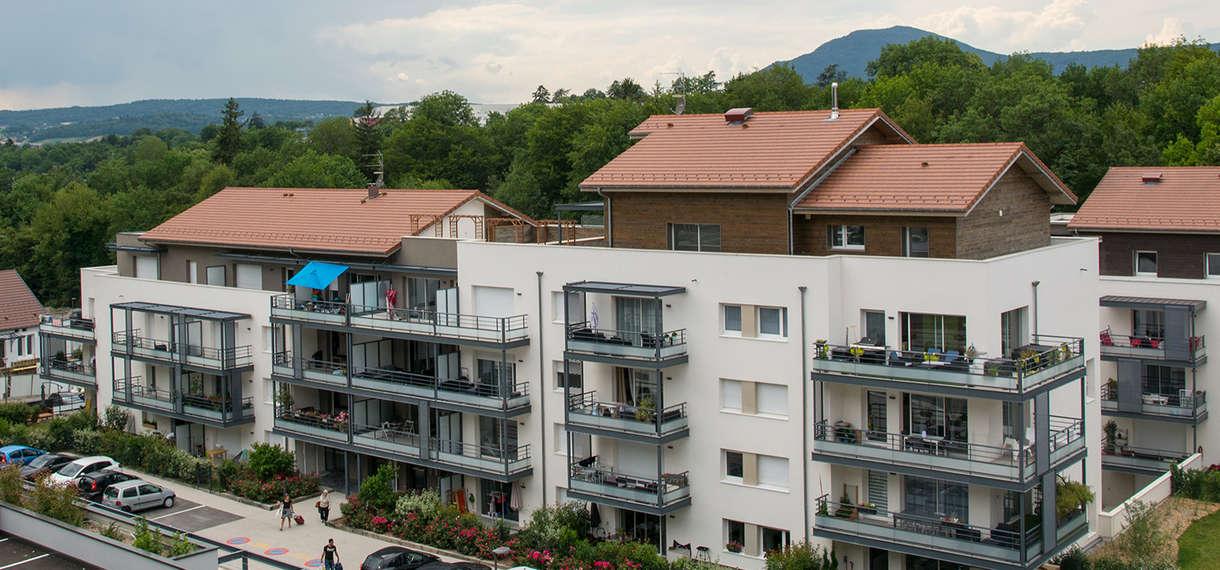 Le Logement Social Ville D Annecy